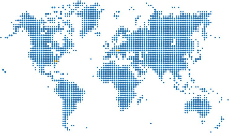DS International used warp knitting equipment worldwide