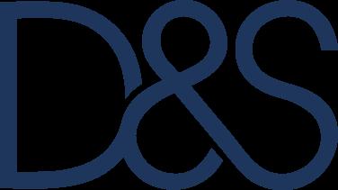 D&S International Logo animated